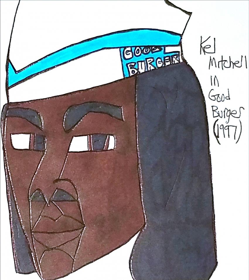 Kel Mitchell par armattock
